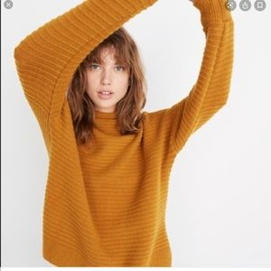 Madewell | Belmont Mockneck Sweater